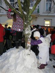 Rozsvěcování vánočního stromu města 1. 12. 2017  Valašské Klobouky 8e73e0db8b